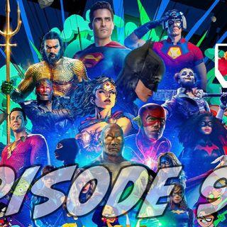 Episode 98 (DC FanDome, Hawkeye, WWE TLC, and more)