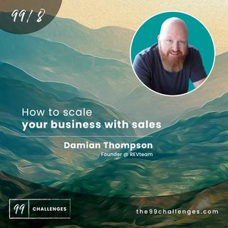 How to scale your business with sales