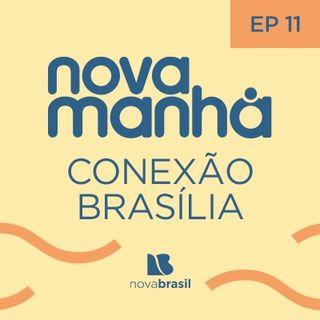 Conexão Brasília com Roseann Kenedy - #11 - Última semana de esforço no Congresso Nacional antes dos parlamentares entrarem de recesso
