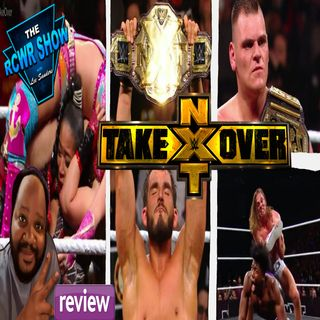 WWE NXT Takeover: New York 2019 Aftershow