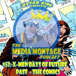 MMP 53 - X-Men Days of Future Past Comic