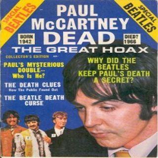 Episode 40: Paul is Dead & Tavistock Project