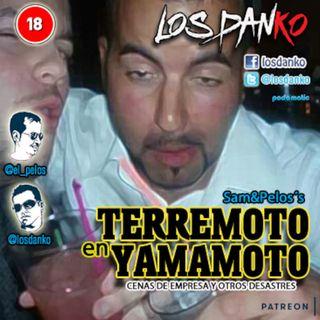 Terremoto en Yamamoto