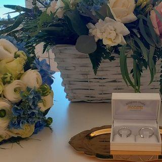 Fiori d'arancio in reparto: coppia si sposa al S. Bortolo. Presenti i figli e i medici-testimoni
