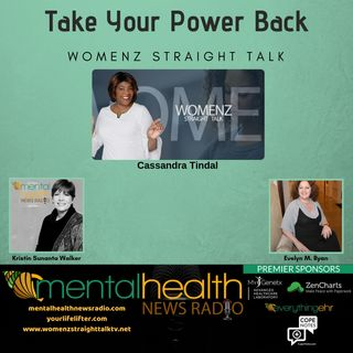 Take Your Power Back: Womenz Straight Talk