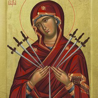 نبوءة قيلت للعذراء مريم