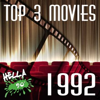 Top 3 Movies of 1992