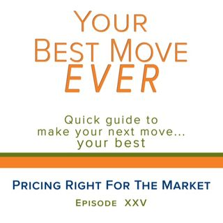 Ep 25 - Pricing Right For The Market