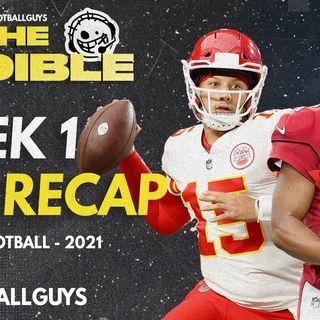 The Audible - Week 1 NFL RECAP - Fantasy Football 2021