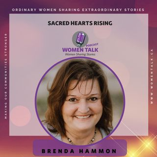 Sacred Hearts Rising with Brenda Hammon