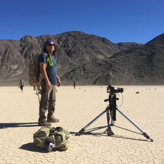 Death Valley Photographer-in-Residence  Cody Brothers on Big Blend Radio