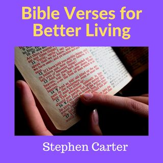 Bible Verses for Better Living