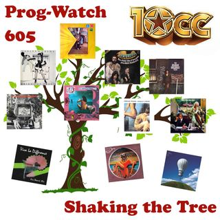 Episode 605 - Shaking the Family Tree of 10 CC