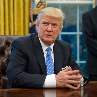 President Trump: Immigration Laws To Be Enforced