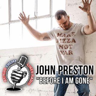 John Preston: Realizing His Dreams & Combating Veteran Suicide