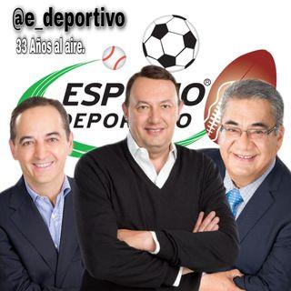 Aniversario 33 con la mejor información deportiva en Espacio Deportivo de la Noche 11 de Enero 2021