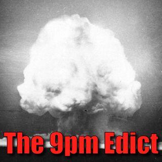 The 9pm Detachable Foreskin Monologue