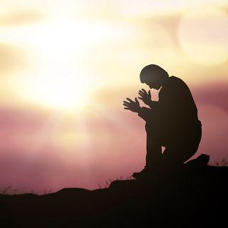 É hora de rezar! 24/10/2016