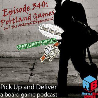 Portland Games