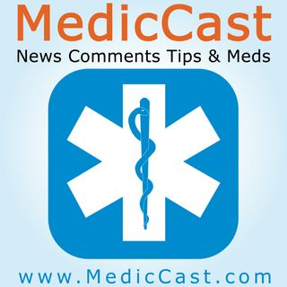 Radiation Event Response and Training and MedicCast Episode 384