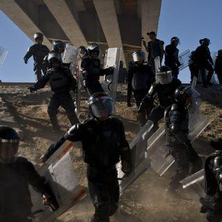 México pide investigar hechos violentos en la frontera