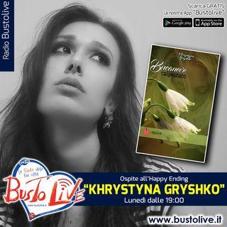 Intervista a Khrystyna Gryshko