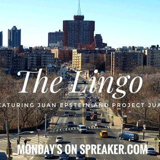 "The Lingo - Ep 5 "" Photo Guy Chris"""