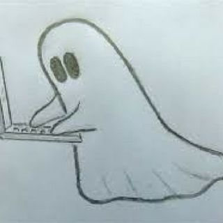 Boo! How to Interview a Ghost Writer