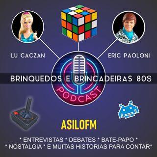 Podcast Brinquedos e Brincadeiras 80s