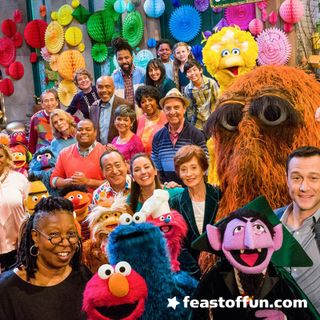 FOF #926 – Sesame Street Cred: How Sesame Street Changed the World