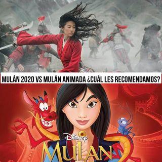 Episodio 39 Mulan
