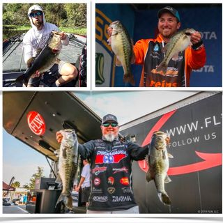 A conversation with FLW Pro Buddy Gross Bassmaster Elite Anglers John Crews & Paul Mueller