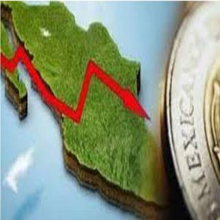 Cero crecimiento reporta economía mexicana