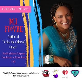 Authors Impact Feat M.J. From Haiti To Miami EP#2