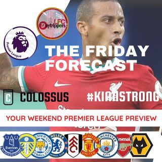 Liverpool to Bounce Back v The Toon | Friday Forecast