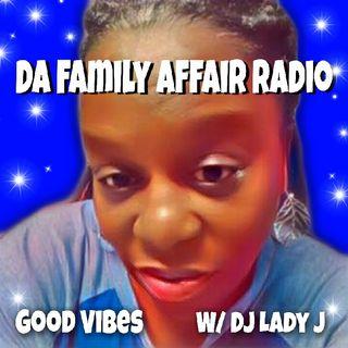DFAR... Good Vibes W/ DJ Lady J 9-30-2020