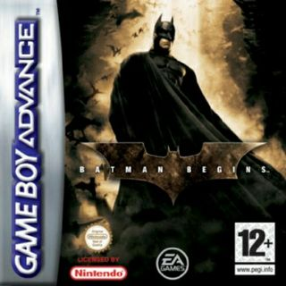 Game Batma De consol GBA