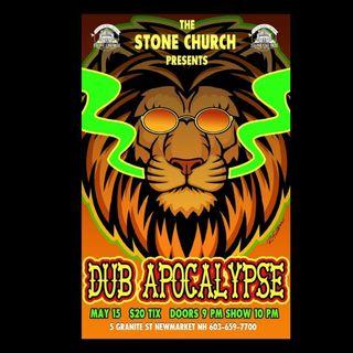Pasha's Choice, Dub Apocalypse Live at The Stone Church on 2021-05-15