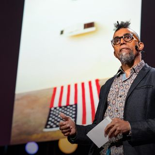 How art can shape America's conversation about freedom | Dread Scott