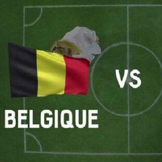 #arl Italie vs Belgique