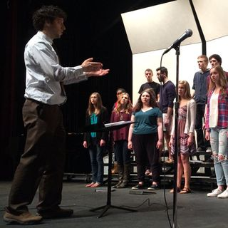 Joined Voices Brings Together The Camas High School Choir With Indie Acts Sama Dams and Adam Singley