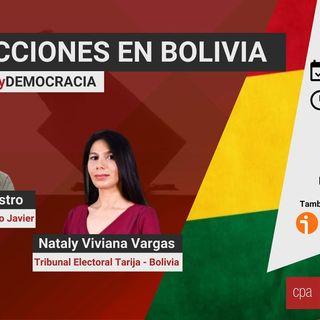 1x02 | Elecciones en Bolivia - #UrnasyDemocracia