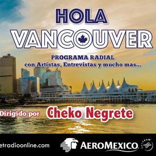 HOLA VANCOUVER (EL CATALOGO DE ORO-CHUCHO NAVARRO-LOS PANCHOS) Mier-21-Feb-18.