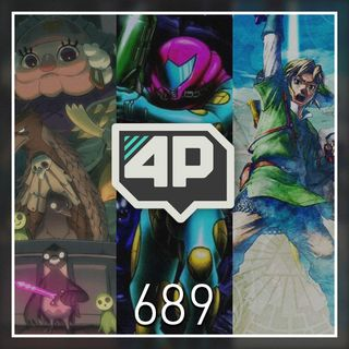 4Player Podcast #689 - The Cold Biscuits Show (Death's Door, Skyward Sword HD, Metroid Fusion, and More!)