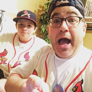 Baseball Dads #30 - MLB Predictions with Anthony Acquisto + Movie Poll Results