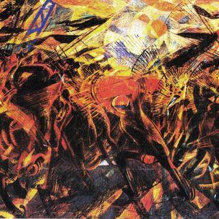 Carlo Carrá. La pittura dei suoni, dei rumori, degli odori (Prima parte) - Guerra all'Arte #19