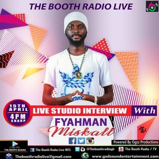 The Booth Ghana Unlimited Music Show