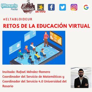Reto de la educación virtual