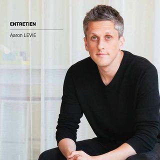 ITV Aaron Levie, CEO et cofondateur de Box