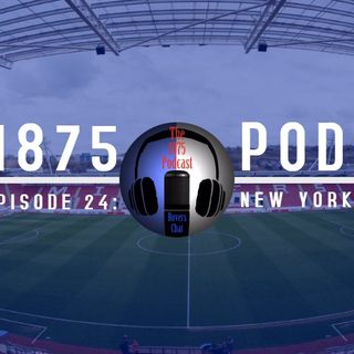 Season 2, Episode 24: New York, New York - Let's make a brand new start of it...